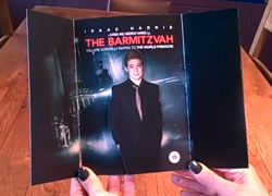 Barmitzvah invitation (demo)