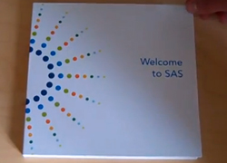 SAS video brochure